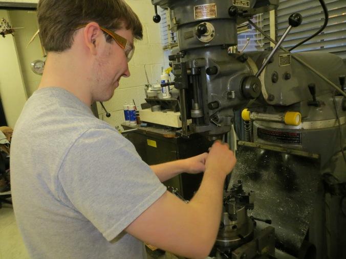 Elliot machining