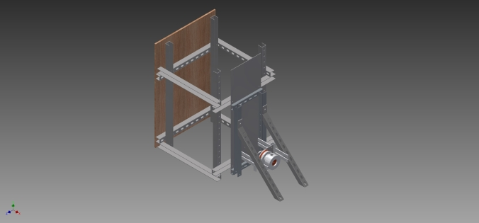Full Stand Assembly