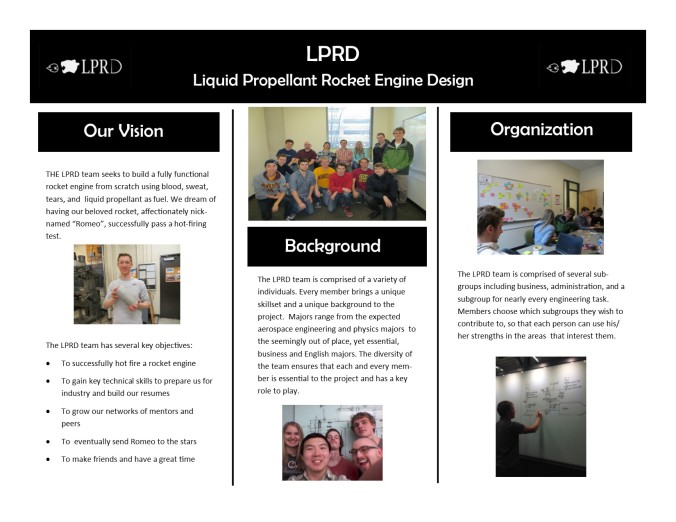 We are LPRD
