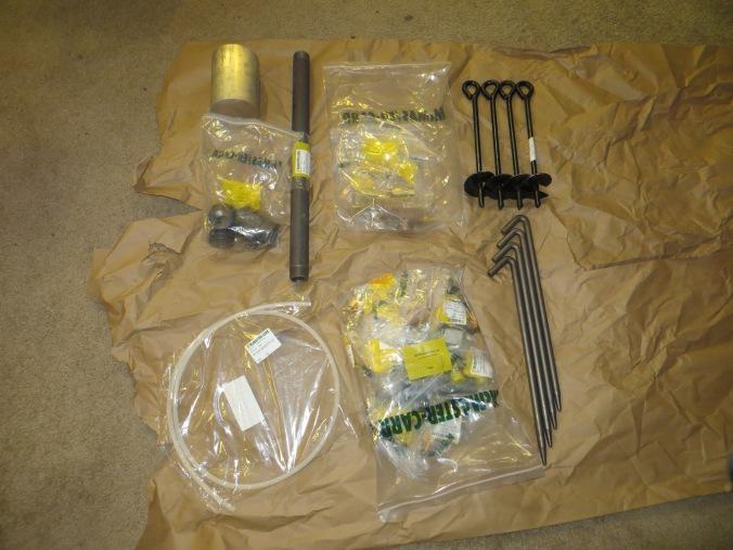 Parts and Materials!
