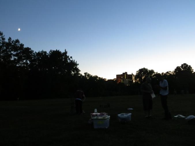 Sunset testing