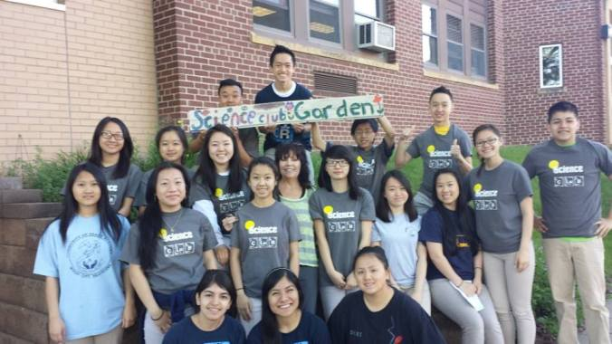 LPRD Rocketry's Jame Moua at Science Club