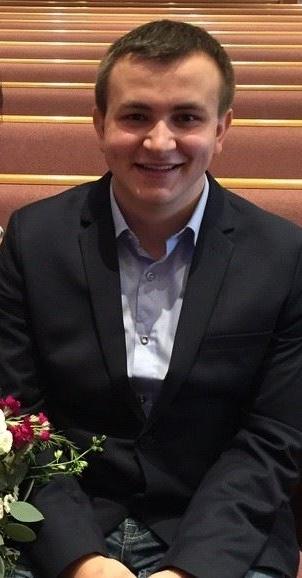 LPRD Rocketry Member Vadim Stavitskiy